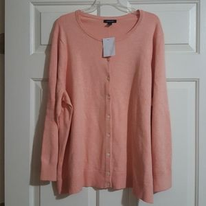 Lands' End Cardigan Sz. 3X